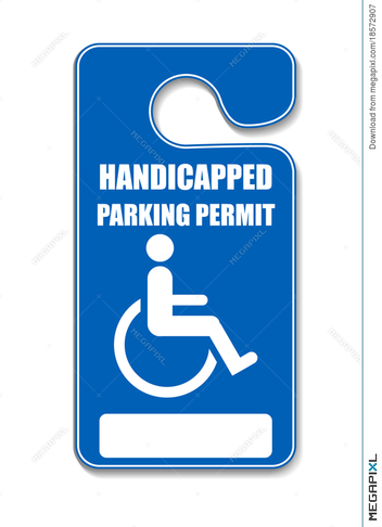 Ample Handicap Parking