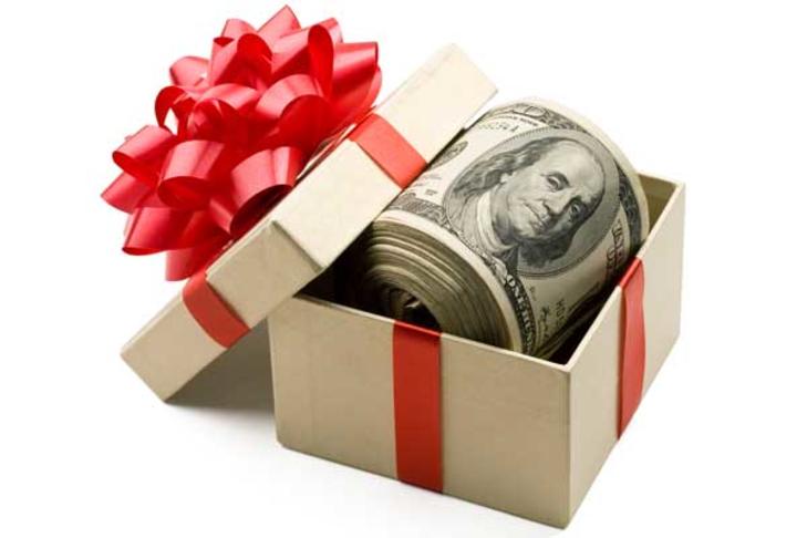 Cash Bonus Incentive to Decline Health Insurance