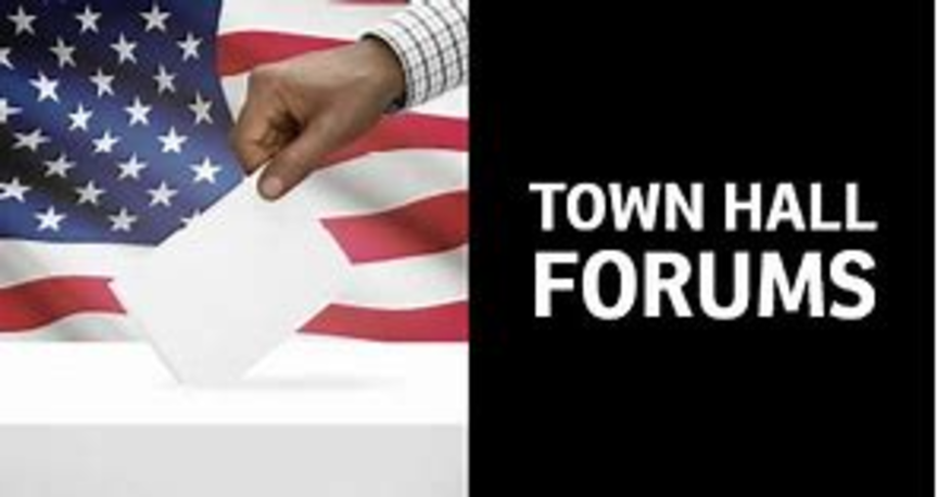 Agency Town Hall Meetings with Members of the Public