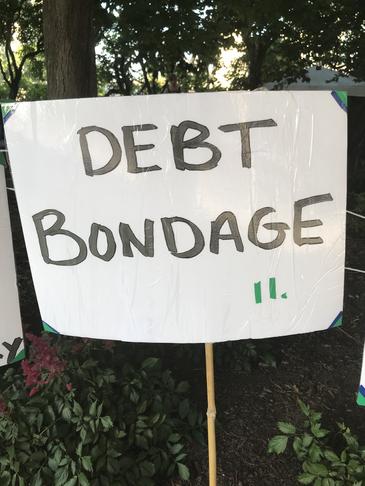 DEBT BONDAGE