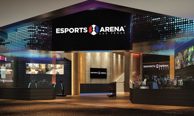 Atlantic City E-Sports Arena (EJersey)