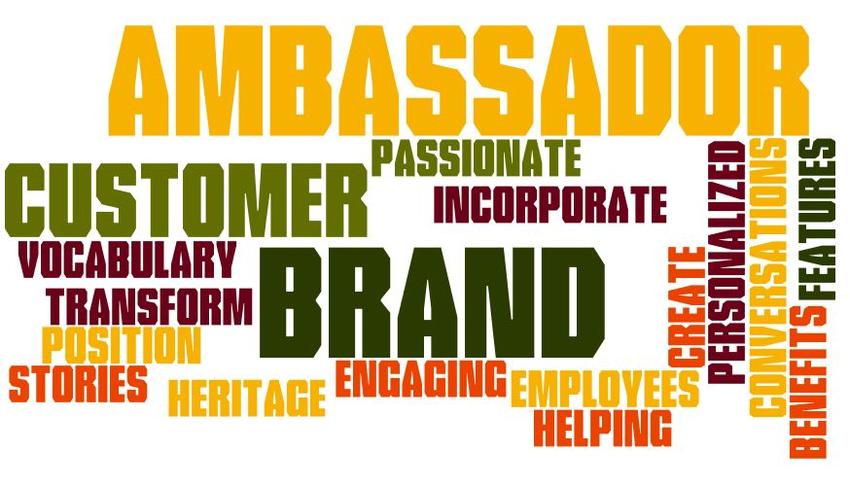 State of NJ Brand Ambassador