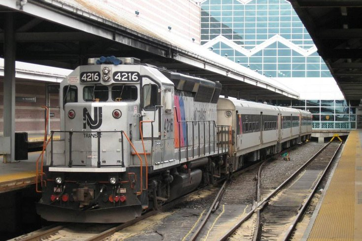 NJ TRANSIT TRAINS